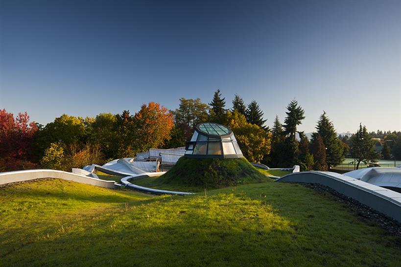 VanDusen Botanical Garden Visitor Centre, Image: Nic Lehoux