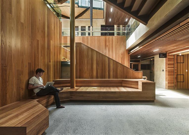 University of Queensland Global Change Institute, Image: Angus Martin