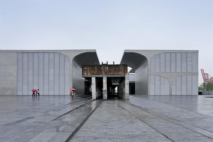 Northwest facade: Su Shengliang