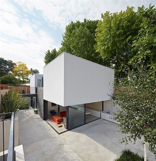 The Garden House by De Matos Ryan; image: Hufton+Crow