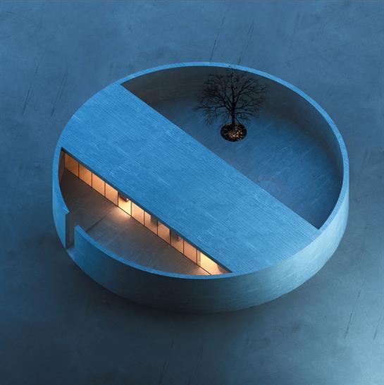 The Ring House, Riyadh by MZ Architects; Photo courtesy of LEAF Awards