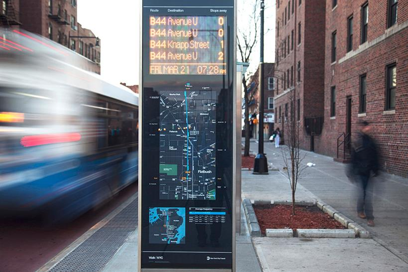 Walk NYC by City ID