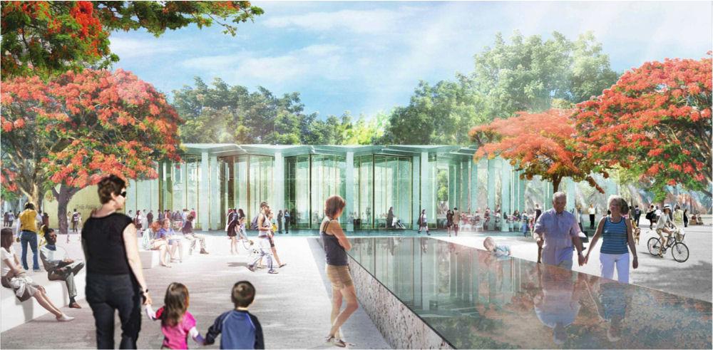 Image: Fentress Architects