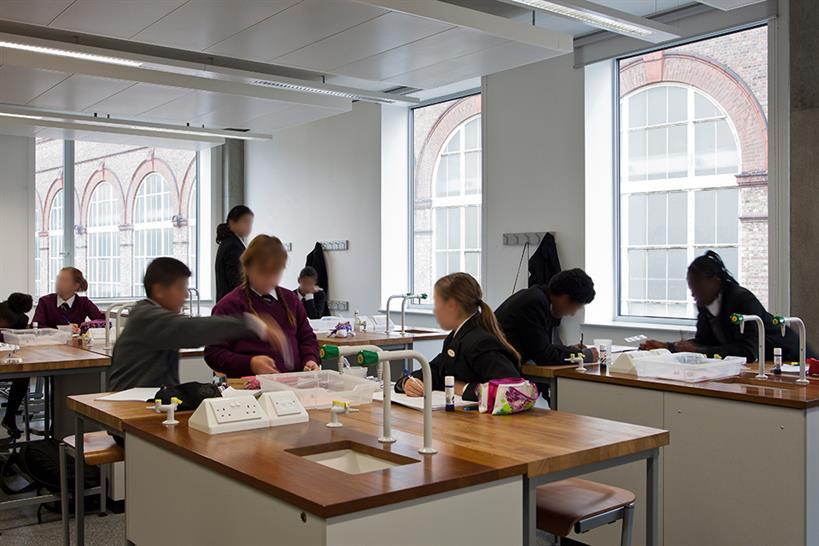 Chelsea Academy, London. Image: Tim Crocker