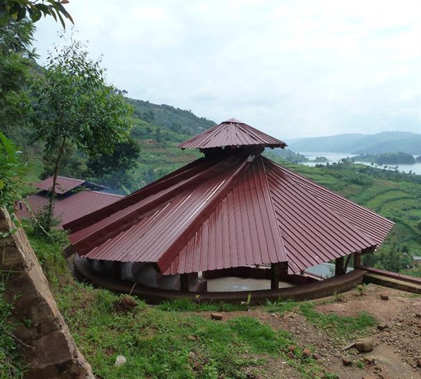 Bunyoni Community School, Uganda. Image: FCB Studios