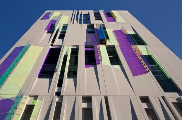 OSU Campus_Brad Feinknopf_Ross Barney Architects