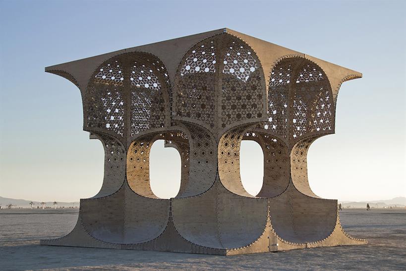 Hayam Sun Temple by Josh Haywood Design