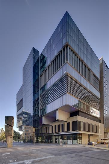 TransGrid Headquarters, 180 Thomas Street by Bates Smart © Brett Boardman