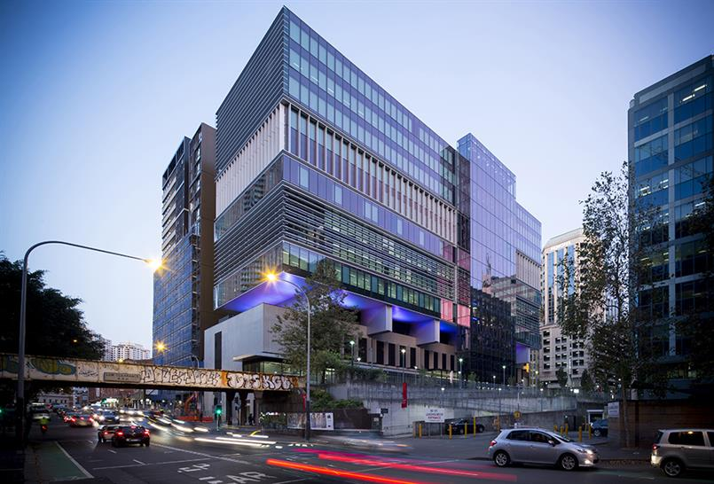 TransGrid Headquarters by Bates Smart © Brett Boardman