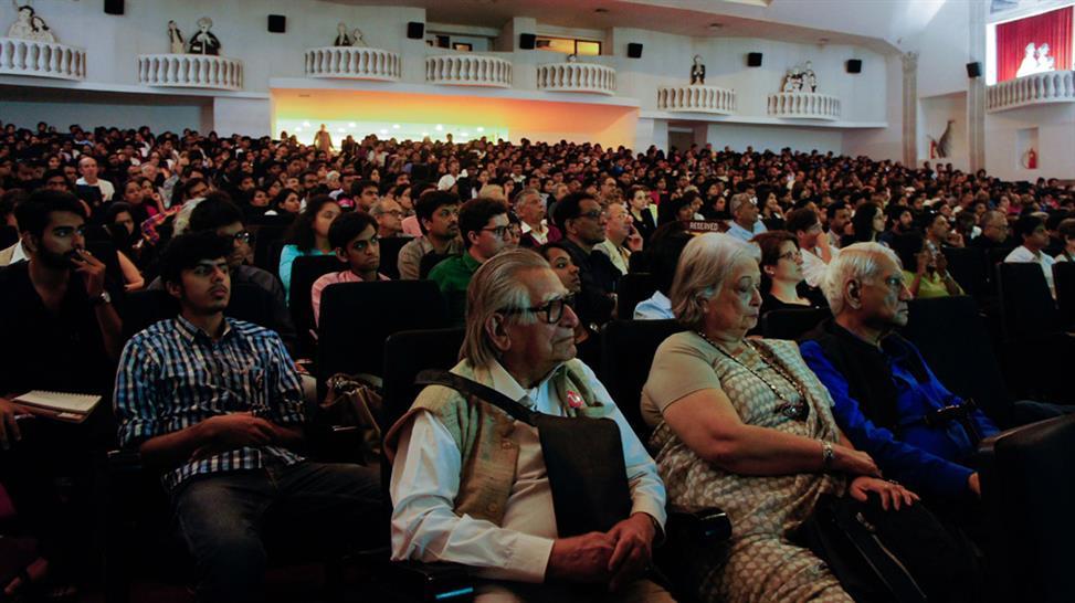 audience © Charles Correa Foundation