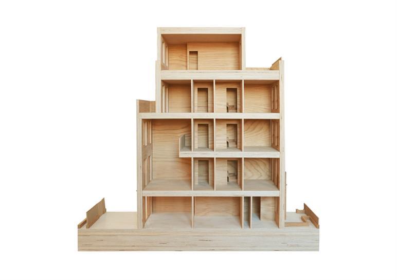 Housing typology © Karakusevic Carson