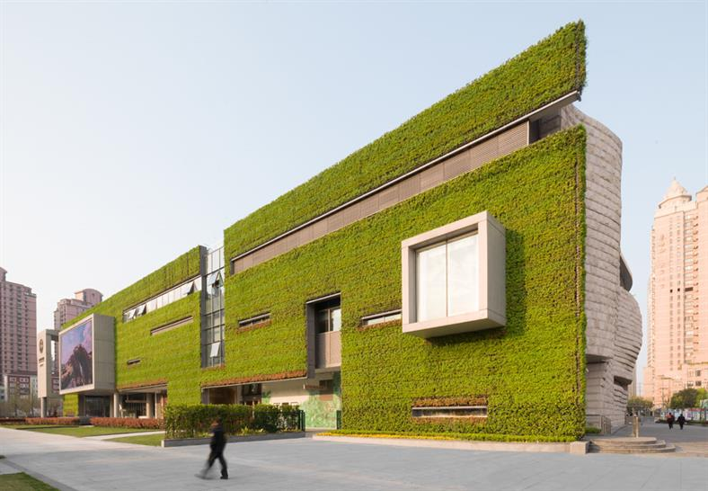 East living wall ©  James and Connor Steinkamp