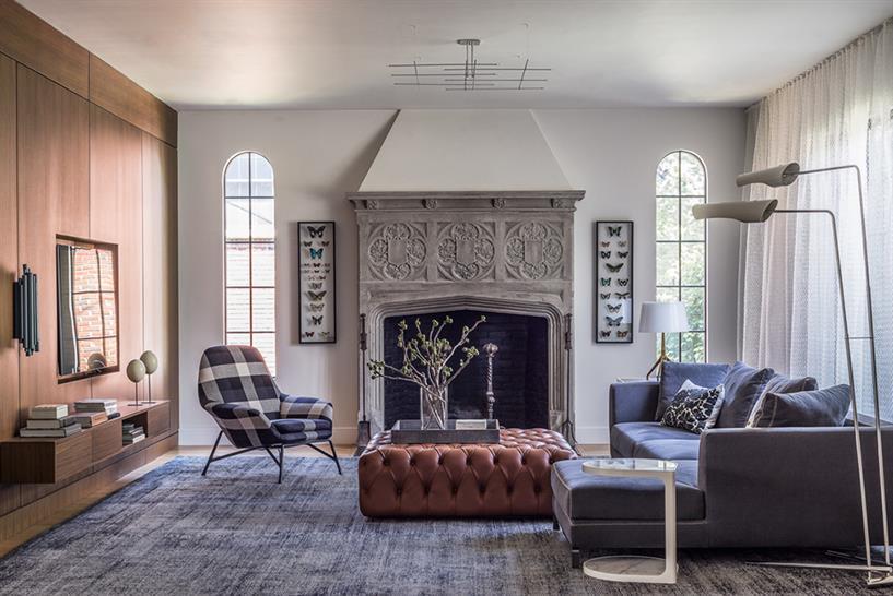 Newton Tudor Residence, United States by Hacin + Associates
