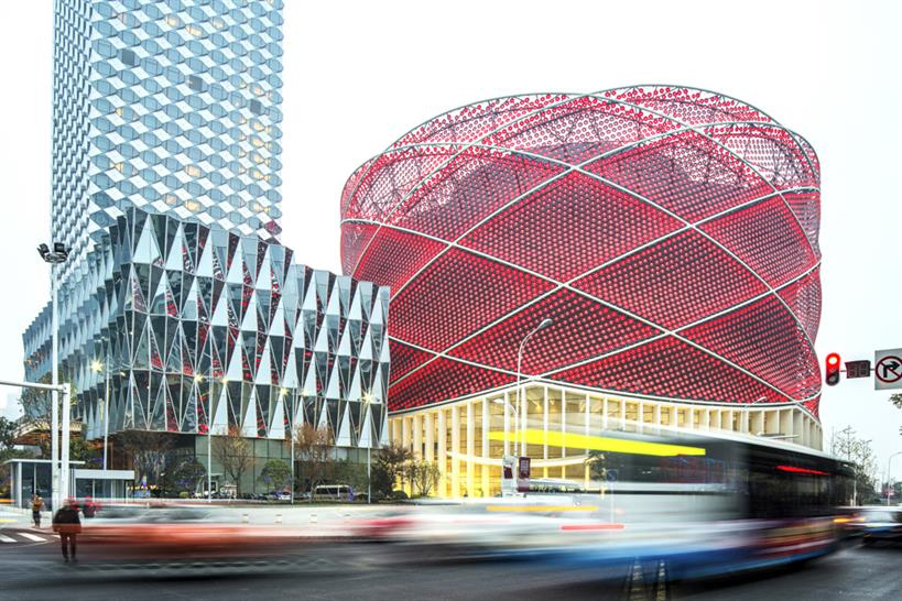 The Han Show Theatre by Stufish Entertainment Architects