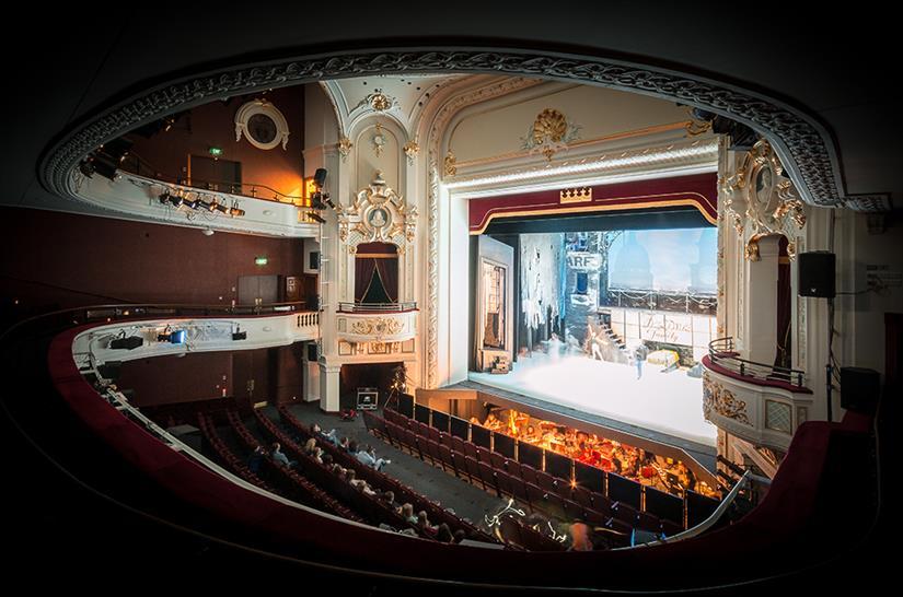 Isaac Theatre Royal by Warren and Mahoney  © Dawid Wisniewski