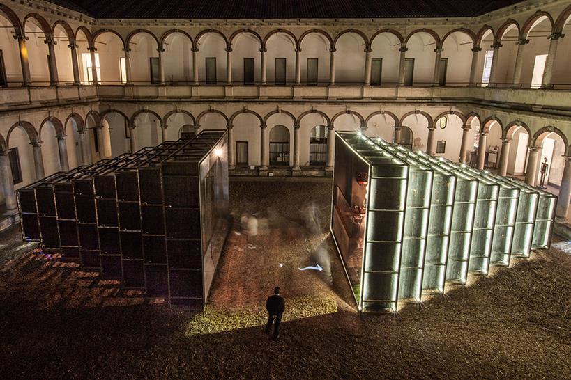 CAMERA CHIARA, Milan, Italy Annabel Karim Kassar Architects