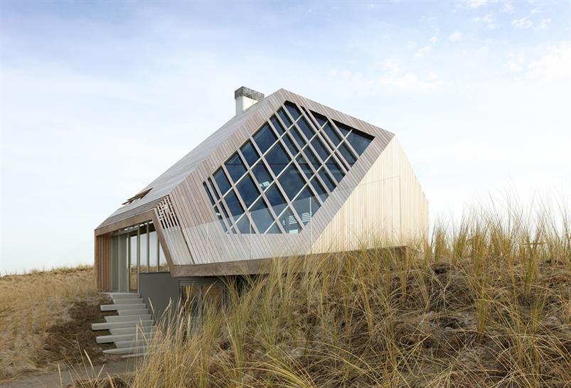 Dune House by Marc Koehler Architects © Filip Dujardin