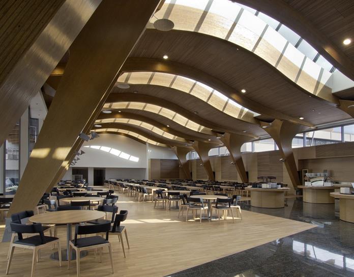 Metsä Group Head Office by Helin & Co Architects © Mandi Halonen