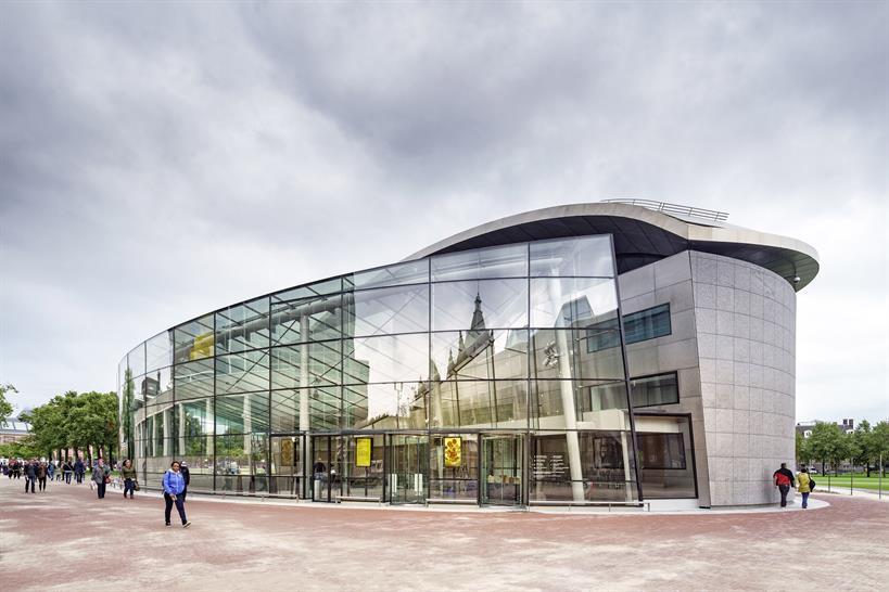 Design: Hans van Heeswijk Architects Photograher:Ronald Tilleman