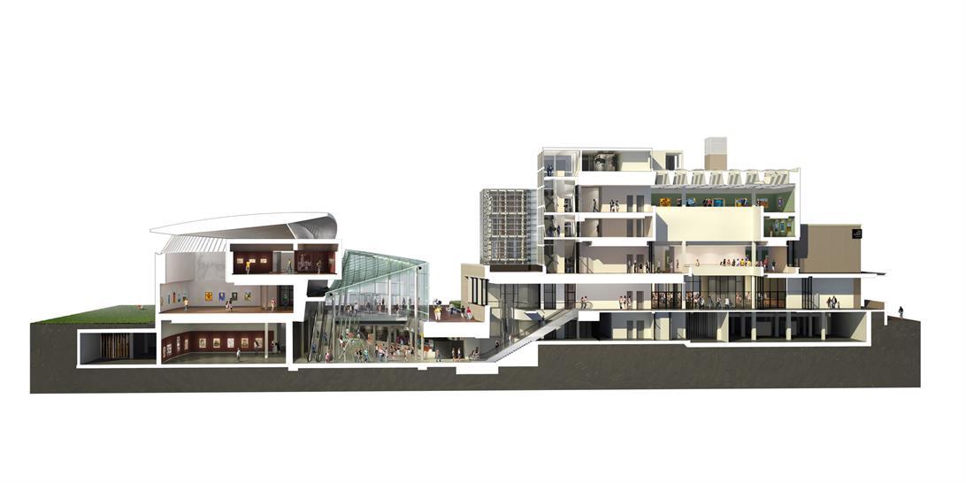 Design: Hans van Heeswijk Architects Photograher:LuukKramer