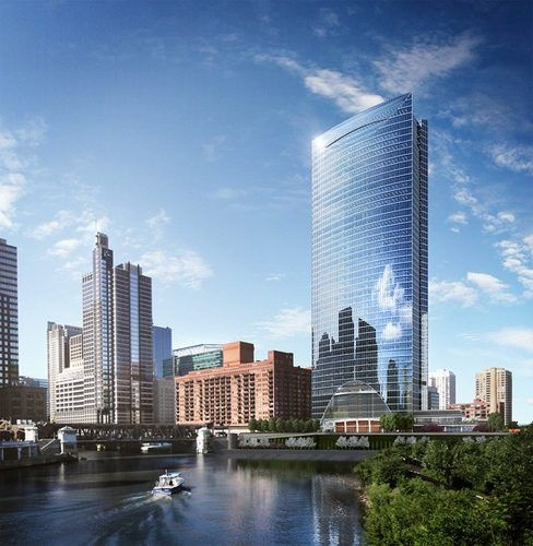 New Chicago Architecture