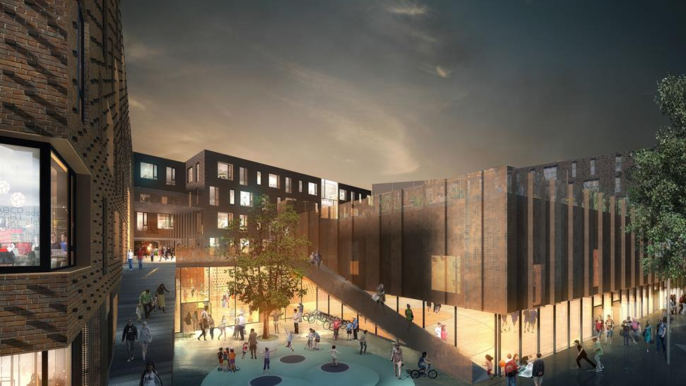 NORD Architects Copenhagen and Vilhelm Lauritzen Architects