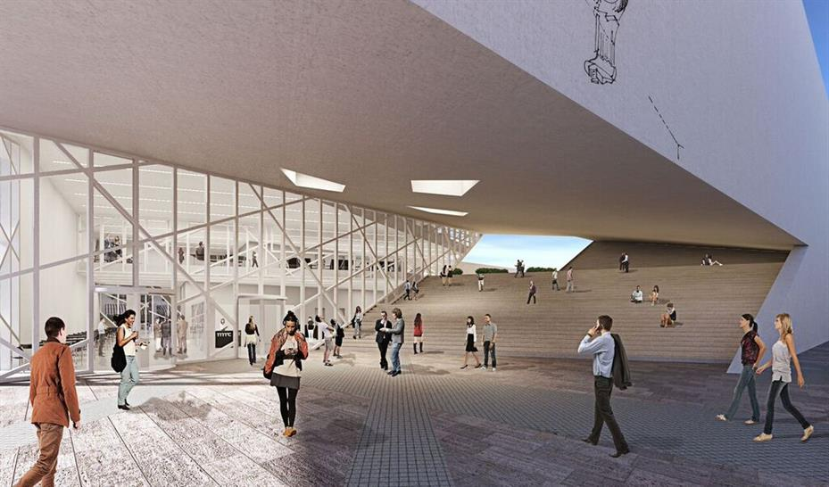 Daniel Libeskind To Design Art Centre For Lithuania