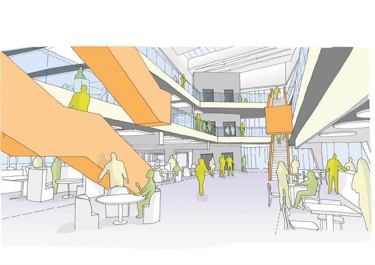 Atkins to redevelop its Epsom campus