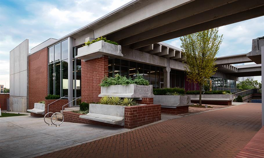 """<a href=""""http://backstage.worldarchitecturenews.com/wanawards/project/fassler-hall-dust-bowl-lounge-and-lanes/?source=sector&selection=longlist"""" target=""""_blank"""">Fassler Hall / Dustbowl Lounge and Lanes</a> by Fitzsimmons Architects © Joseph Mills Photogra"""