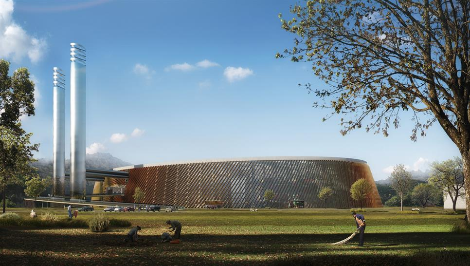 Schmidt Hammer Lassen Architects/Gottlieb Paludan Architects