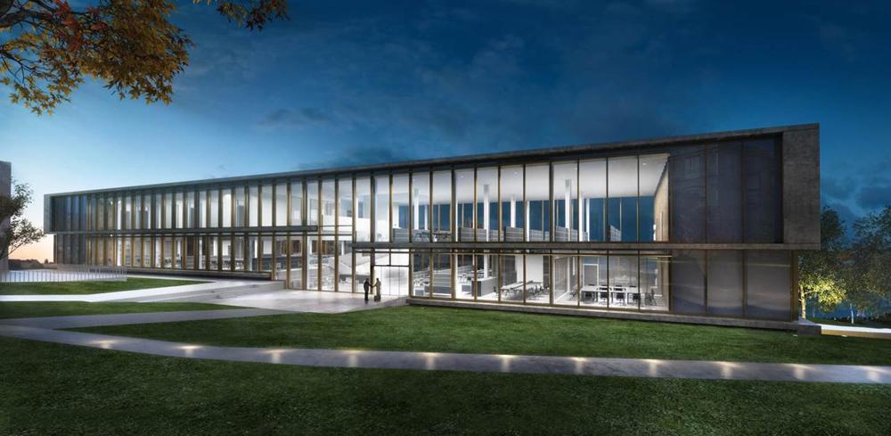 "<a href=""http://bit.ly/1orxGHg"" target=""_blank"">Research and Development Building Balgrist Campus</a> by Nissen & Wentzlaff Architekten"