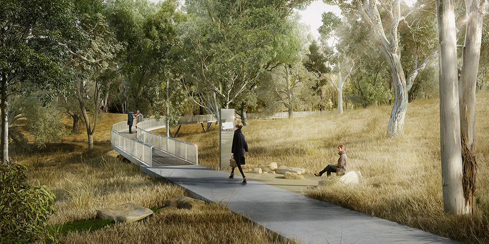 "<a href=""http://backstage.worldarchitecturenews.com/wanawards/project/acacia-remembrance-sanctuary/?source=sector&mode=listing&selection=longlist"" target=""_blank"">Acacia Remembrance Sanctuary</a> by CHROFI McGregor+Coxall"