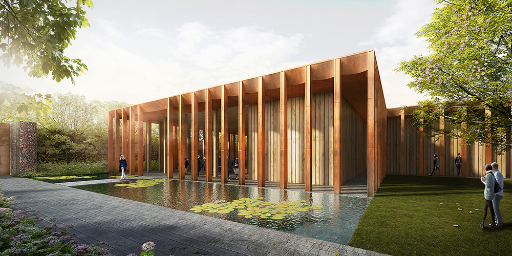 """<a href=""""http://backstage.worldarchitecturenews.com/wanawards/project/acacia-remembrance-sanctuary/?source=sector&mode=listing&selection=all"""" target=""""_blank"""">Acacia Remembrance Sanctuary</a> by CHROFI McGregor+Coxall"""