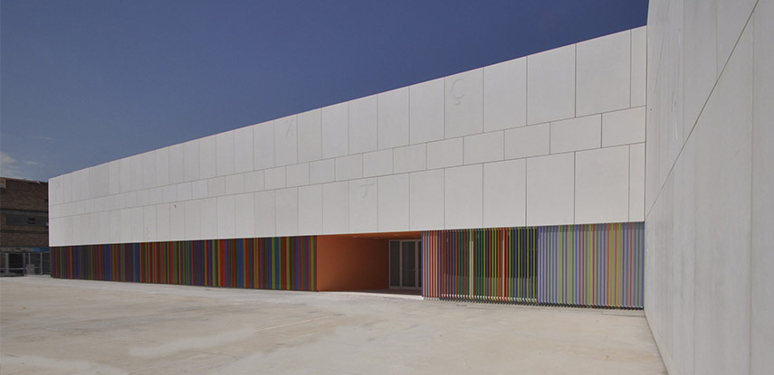 """<a href=""""http://backstage.worldarchitecturenews.com/wanawards/project/mont-agora-cultural-centre-in-montbui-barcelona/?source=sector&selection=longlist"""" target=""""_blank"""">Mont-Agora Cultural Centre in Montbui</a> by Pere Puig arquitecte, SLP © Pere Pui"""