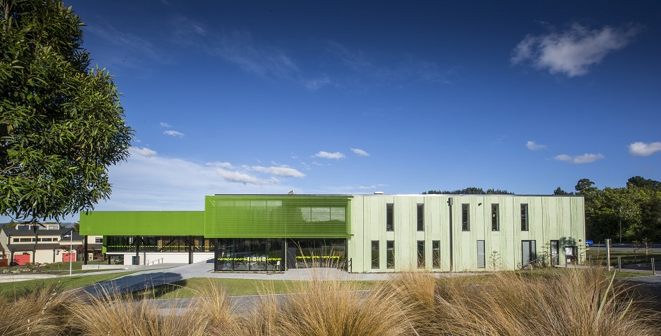 """<a href=""""http://bit.ly/1R7l8fa"""" target=""""blank"""">Waiariki Institute of Technology Health and Science Building</a> by Darryl Church Architecture Ltd © Graeme Murray"""