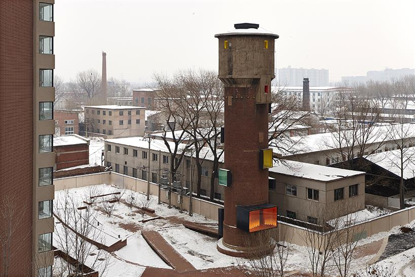 "<a href=""http://backstage.worldarchitecturenews.com/wanawards/project/water-tower-renovation/?source=sector&selection=longlist"" target=""_blank"">Water Tower Renovation</a> by META-Project"