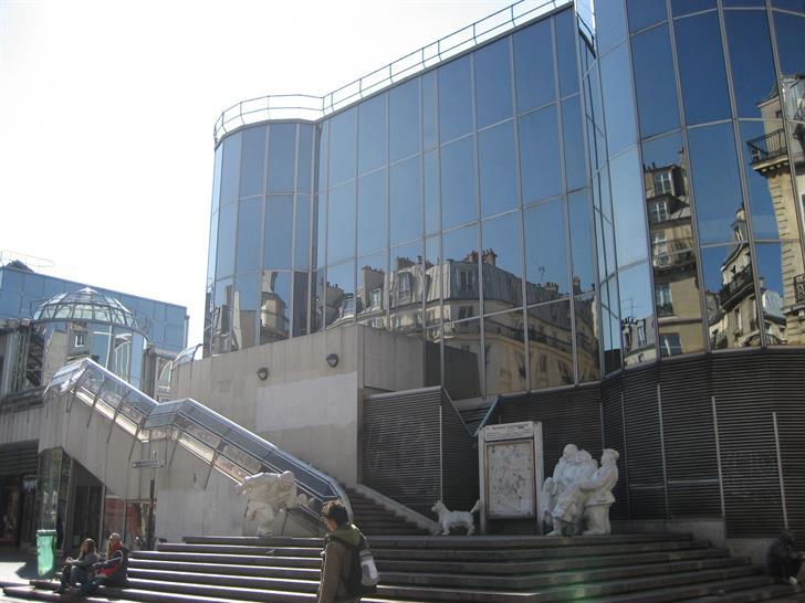 Les Halles In Paris Gets A Makeover