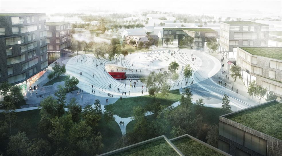 Henning Larsen Architects and Tredje Natur