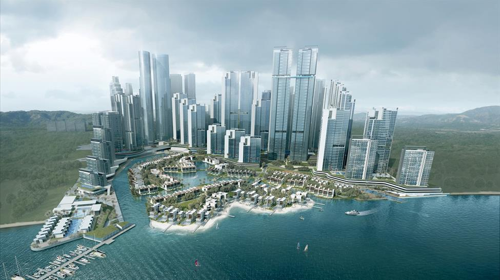 Aedas Moves Up To The Waterfront