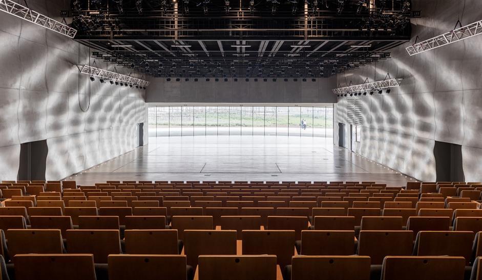 "<a href=""http://backstage.worldarchitecturenews.com/wanawards/project/harbin-opera-house/"" target=""_blank"">Harbin Opera House</a> by MAD Architects © Hufton+Crow"