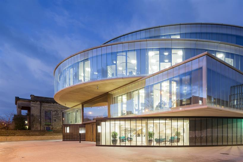 Blavatnik School of Government by Herzog & de Meuron (credit: Iwan Baan)