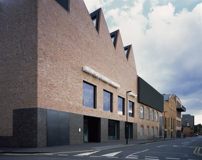 Newport Street Gallery by Caruso St John Architects (credit: Hélène Binet)