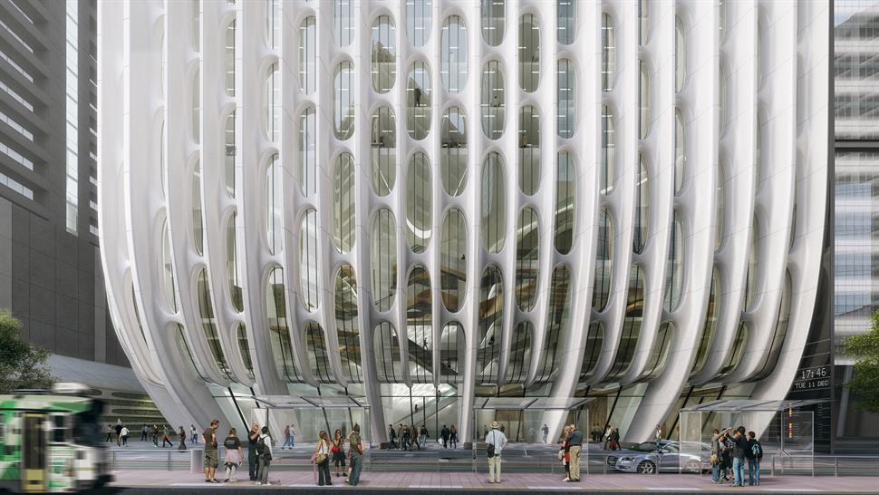 Render by VA ©Zaha Hadid Architects