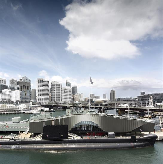 """<a href=""""http://backstage.worldarchitecturenews.com/wanawards/project/the-waterfront-pavilion/?source=sector&selection=longlist"""" target=""""_blank"""">The Waterfront Pavilion</a> by fjmt studio © Brett Boardman"""