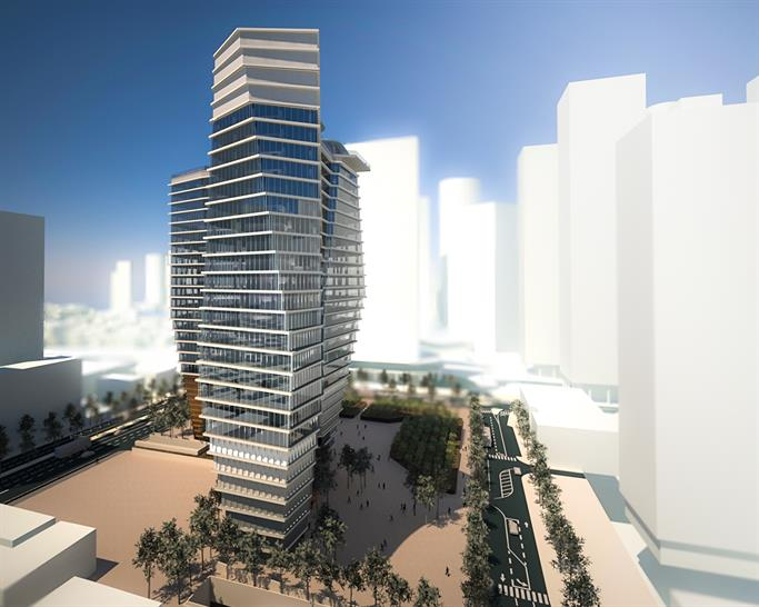 Ron Arad Architects, Yashar Architects (Israel)