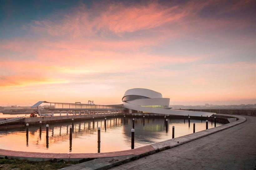 "<a href=""http://backstage.worldarchitecturenews.com/wanawards/project/porto-cruise-terminal/"" target=""_blank"">Porto Cruise Terminal</a> by Luis Pedro Silva, Arquitecto Lda &copy; Fernando Guerra"