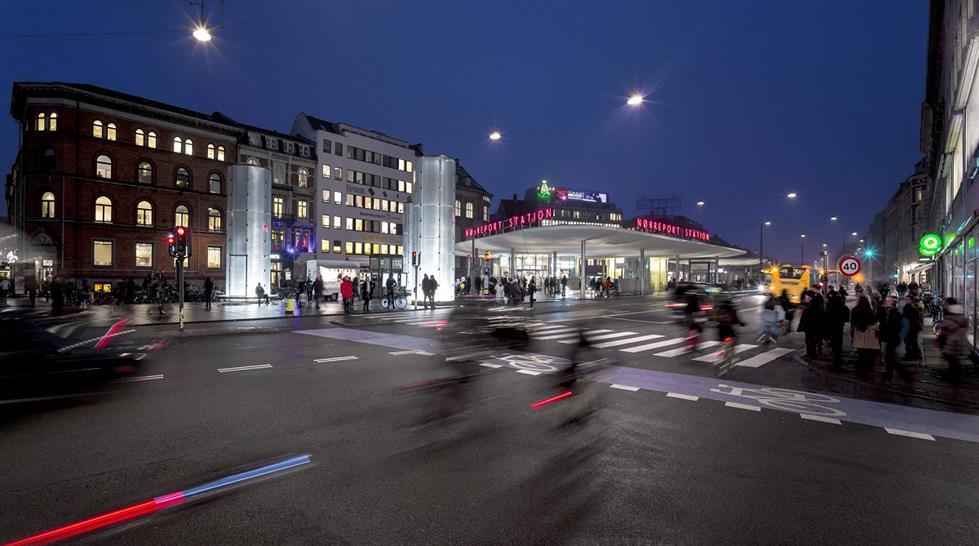 "<a href=""http://backstage.worldarchitecturenews.com/wanawards/project/n-rreport-station/"" target=""_blank"">Nørreport Station</a> by Gottlieb Paludan Architects and COBE Architects &copy; Gottlieb Paludan Architects and Jens M. Lindhe"