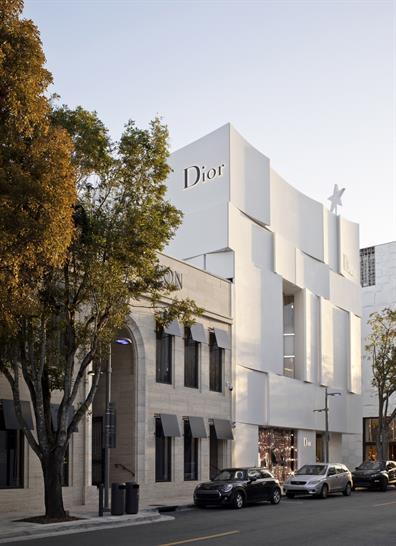 Alessandra Chemollo – Miami, Dior Store