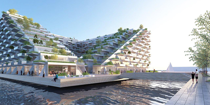 Bjarke Ingels Group, Barcode Architects