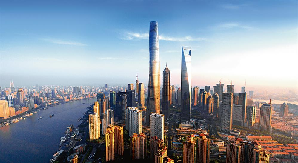 "<a href=""http://backstage.worldarchitecturenews.com/wanawards/project/shanghai-tower-new-one/"" target=""_blank"">Shanghai Tower</a> by Gensler &copy; Blackstation"